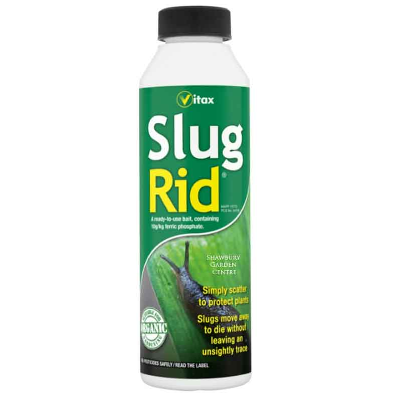 Picture of Vitax Slug Rid® - Suitable for Organic Gardening