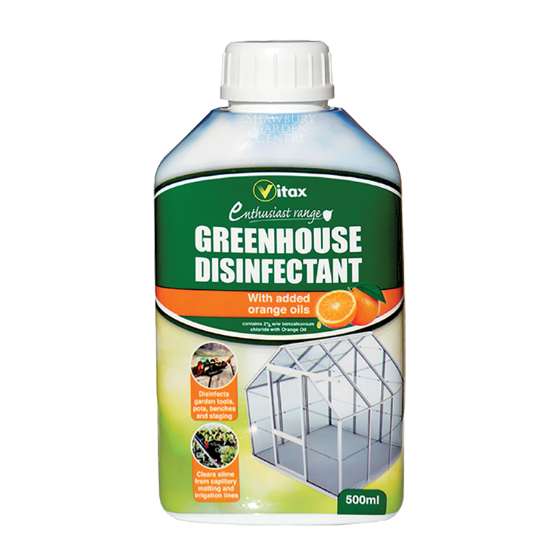 Picture of Vitax Greenhouse Disinfectant