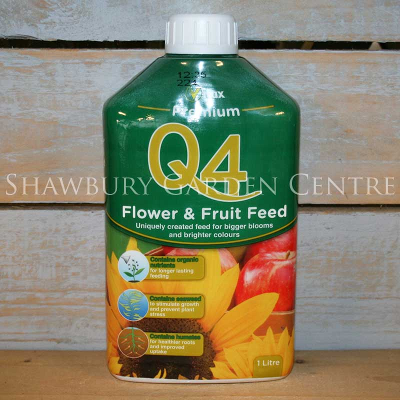 Picture of Vitax Q4 Premium Flower & Fruit Feed