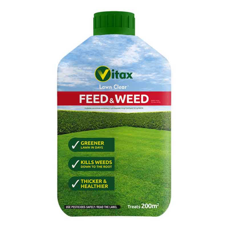 Picture of Vitax GREEN UP Lawn Care Feed & Weed