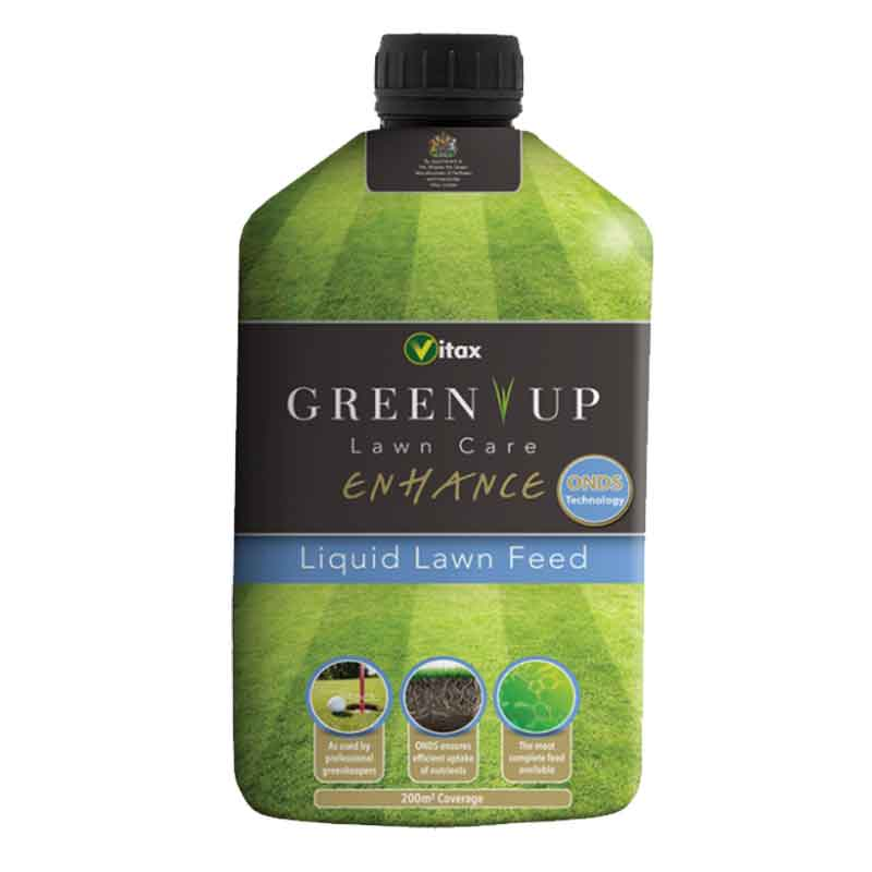 Picture of Vitax GREEN UP Enhance Liquid Lawn Feed