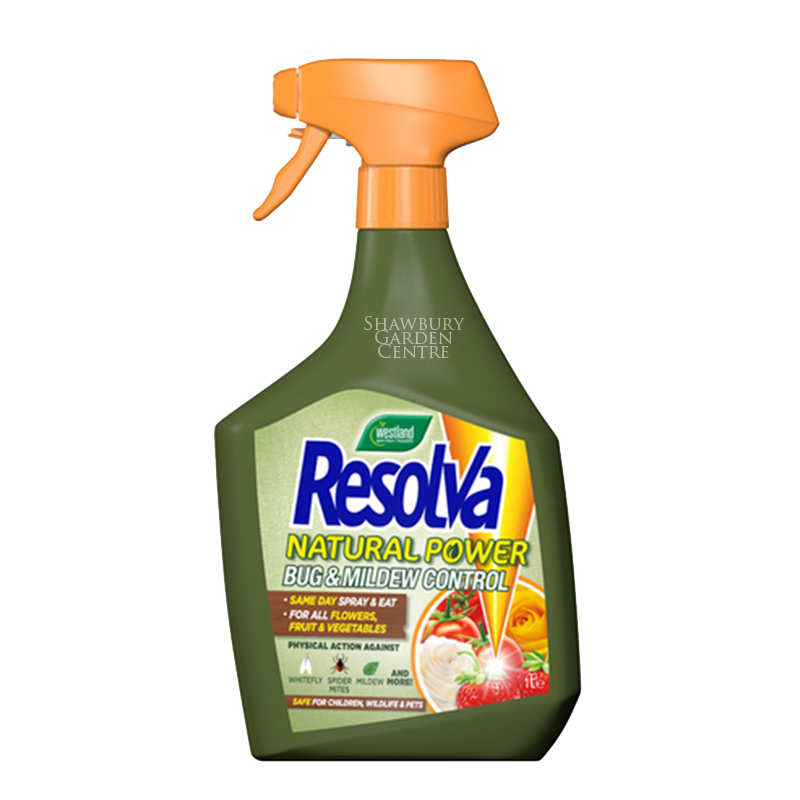 Picture of Westland RESOLVA Natural Power Bug & Mildew Control