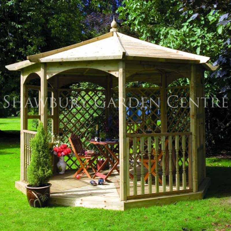 Picture of Grange Regis Gazebo: Option A