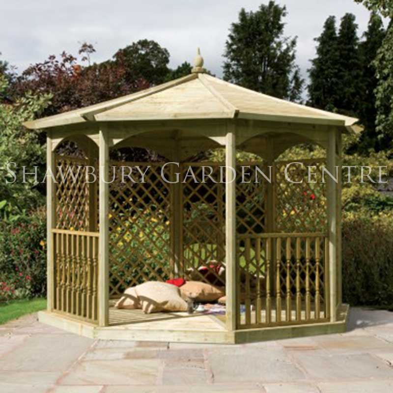 Picture of Grange Regis Gazebo: Option C