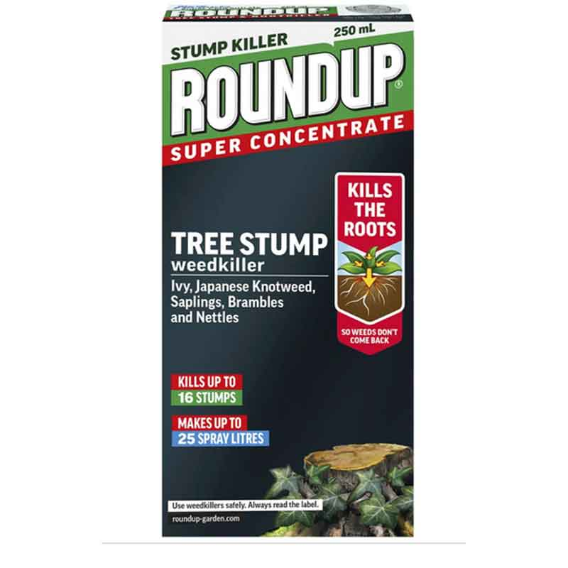 Picture of Roundup Stump Killer Super Concentrate Weedkiller