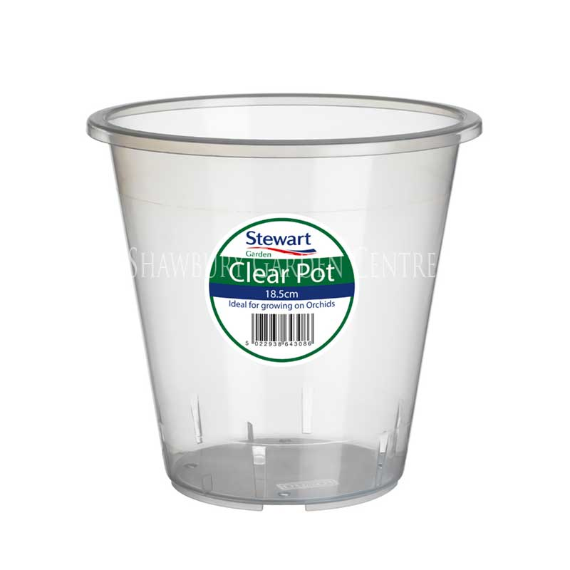 Picture of Stewart Garden Clear Pot