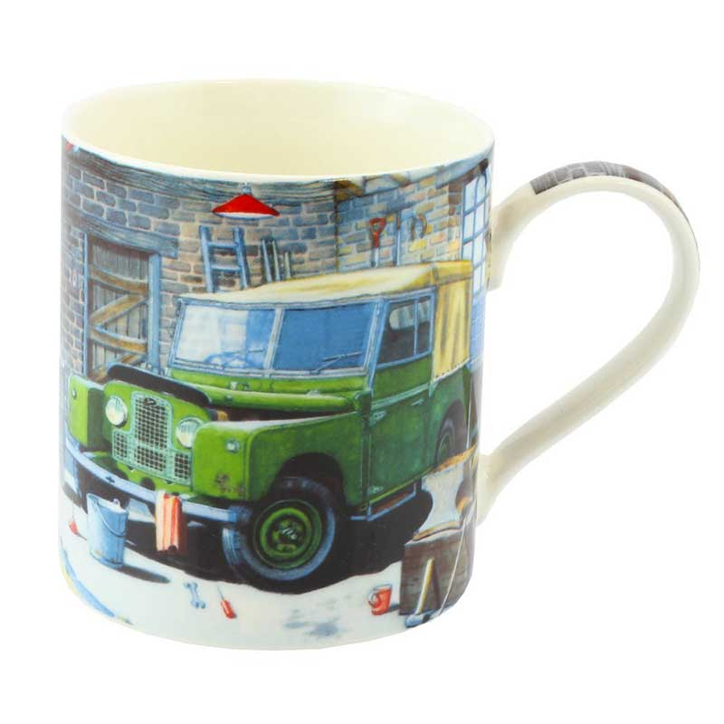 Picture of Land Rover Fine China Mug