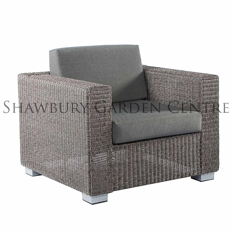 Picture of Alexander Rose Monte Carlo Lounge Chair with Cushion