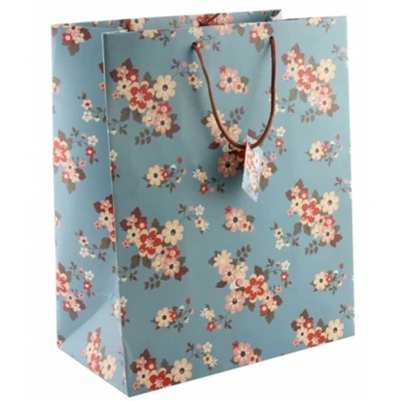 Picture of Floral Gift Bag