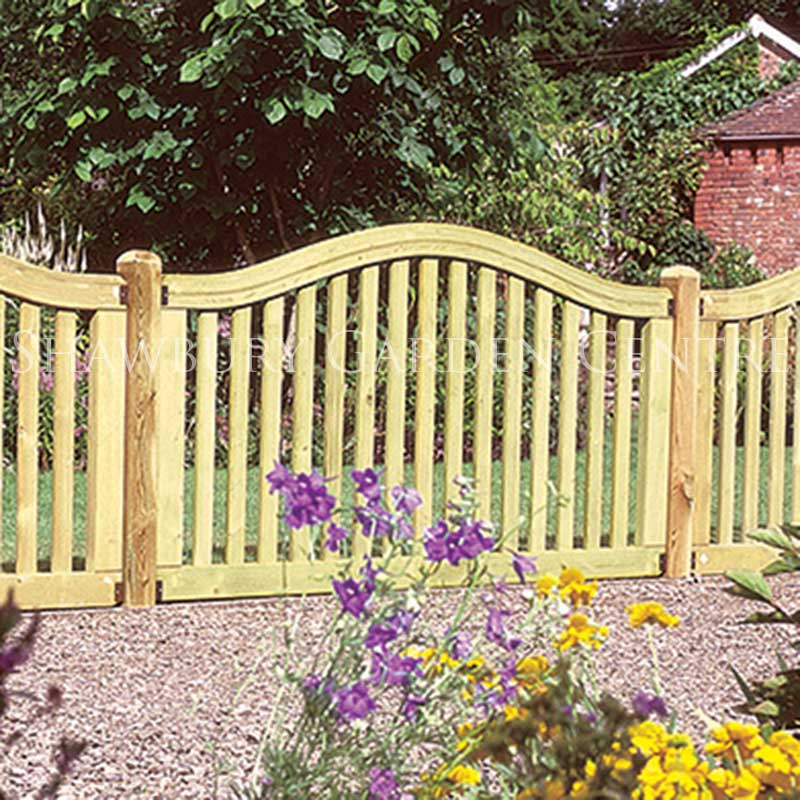 Picture of Forest Garden Hampton Fence Panel