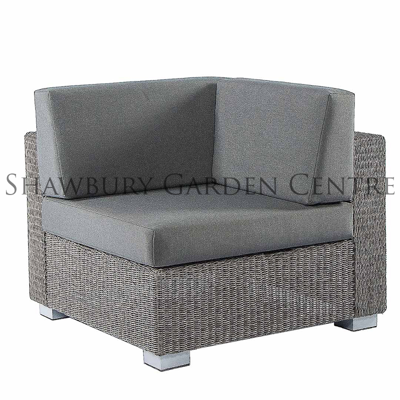 Picture of Alexander Rose Monte Carlo Corner Modular Sofa with Cushions