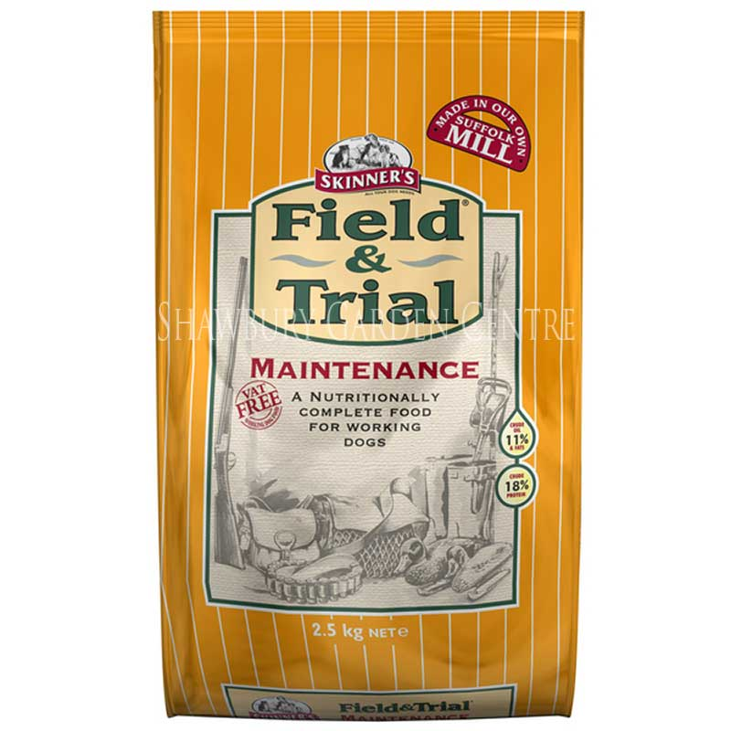 Picture of Skinners Field & Trial Maintenance Dog Food