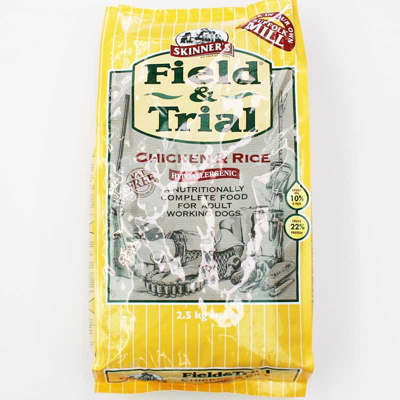 Picture of Skinners Field & Trial Chicken & Rice Dog Food