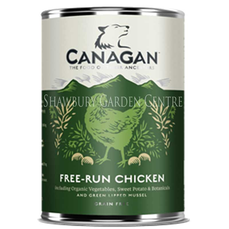 Picture of Canagan Free-Run Chicken Tinned Dog Food