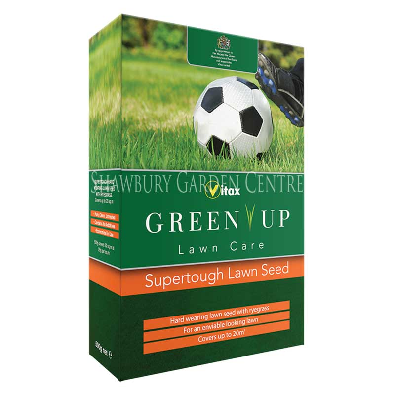 Picture of Vitax GREEN UP Supertough Lawn Seed