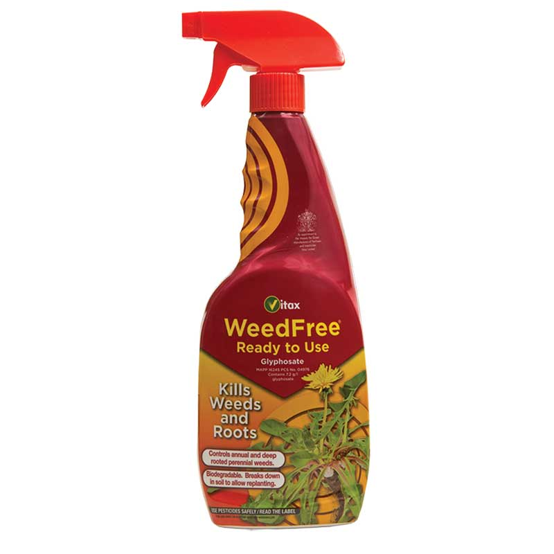 Picture of Vitax WeedFree® Glyphosate Weedkiller