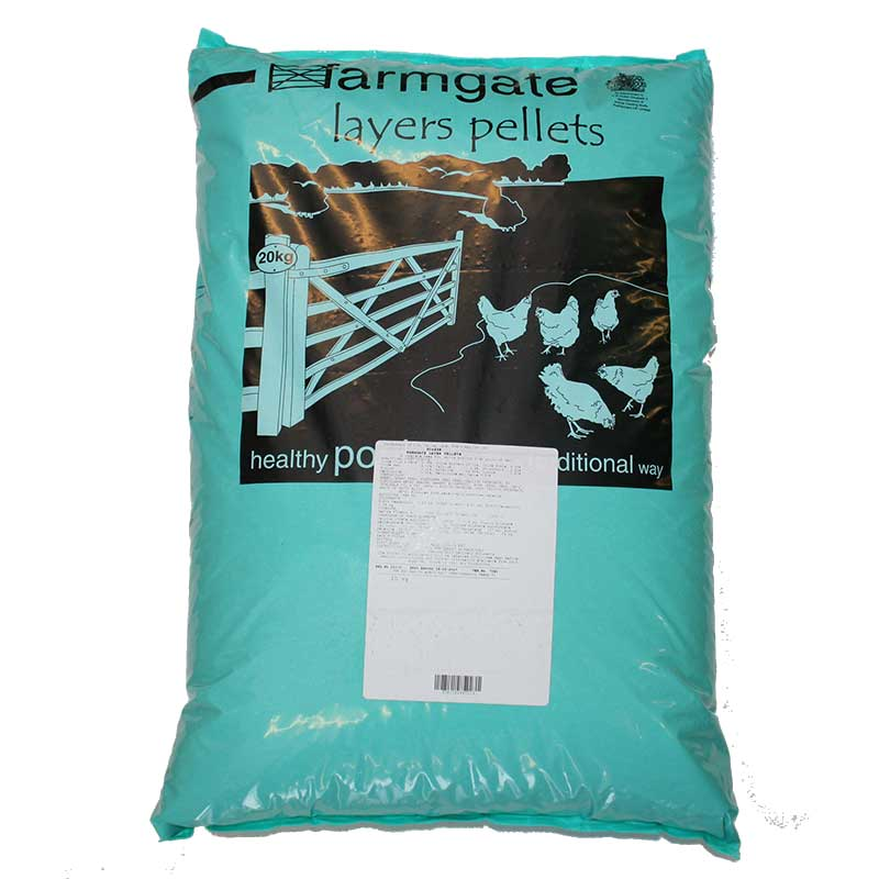 Picture of Farmgate Poultry Layers Pellets