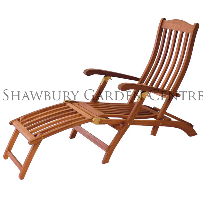 Picture of Alexander Rose Cornis Steamer Chair