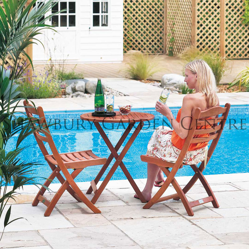Picture of Alexander Rose Cornis Tea for Two Garden Furniture Set