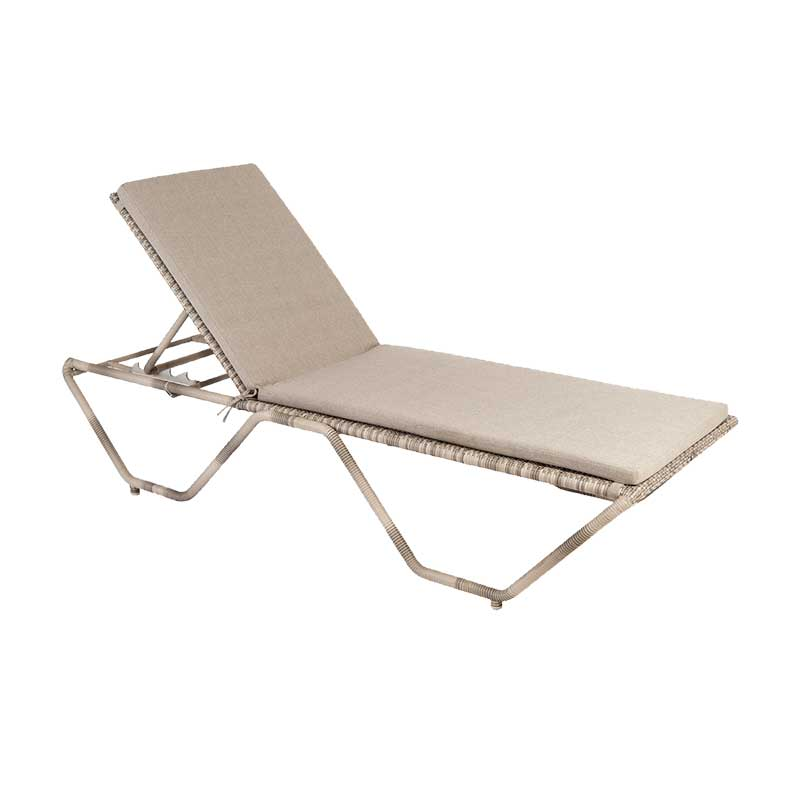 Picture of Alexander Rose Ocean Pearl Stacking Sleigh Sunbed
