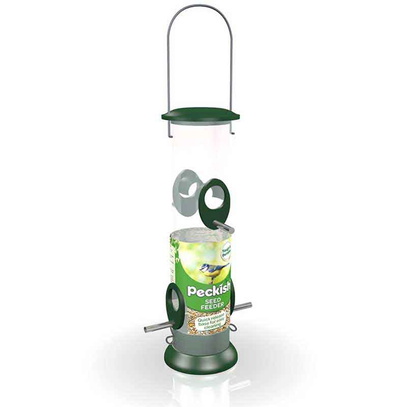 Picture of Peckish Seed Feeder