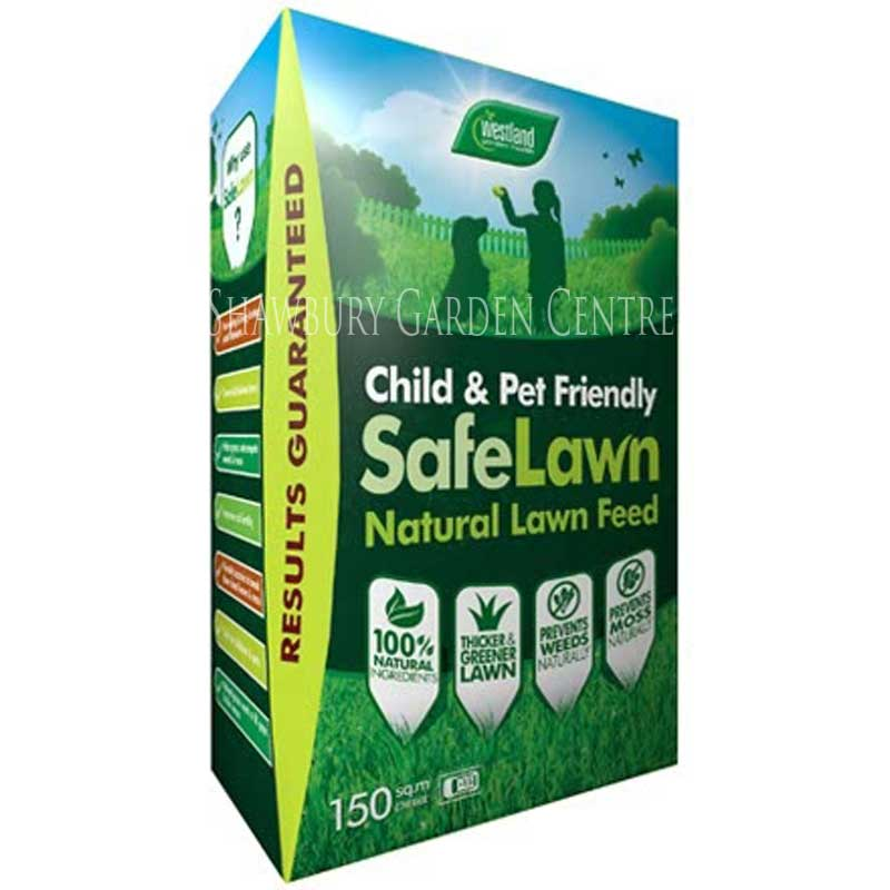 Picture of Westland Safe Lawn Natural Lawn Feed
