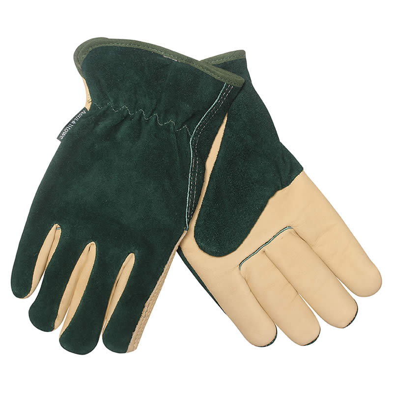 Picture of Kent & Stowe Men's Premium Leather & Suede Gloves