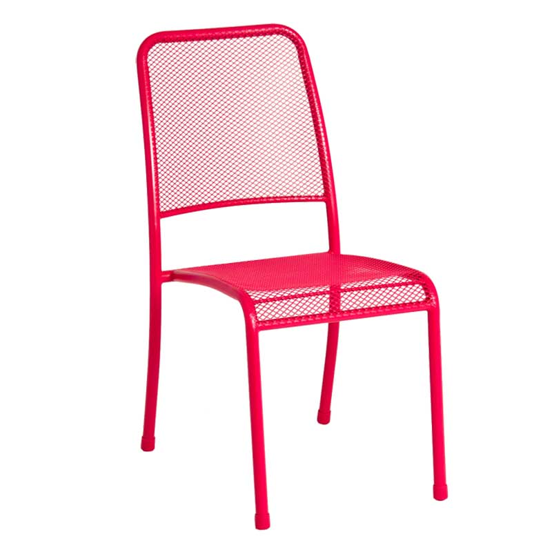 Picture of Alexander Rose Portofino Stacking Side Chair