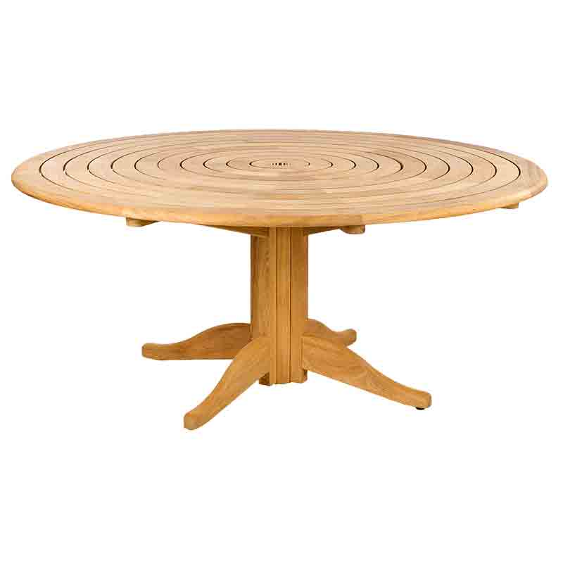Picture of Alexander Rose Roble Bengal Pedestal Garden Table