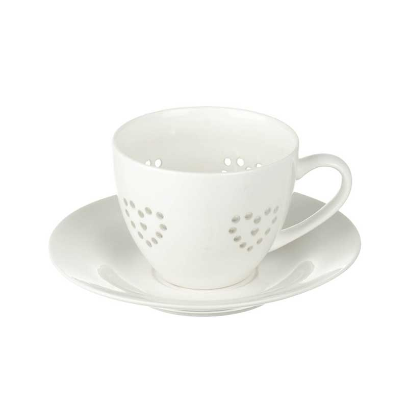 Picture of Parlane Cup & Saucer Votive