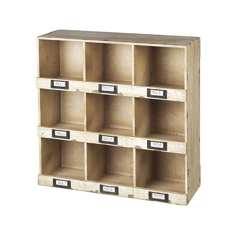 Picture of Parlane Hudson Wooden Shelving Unit