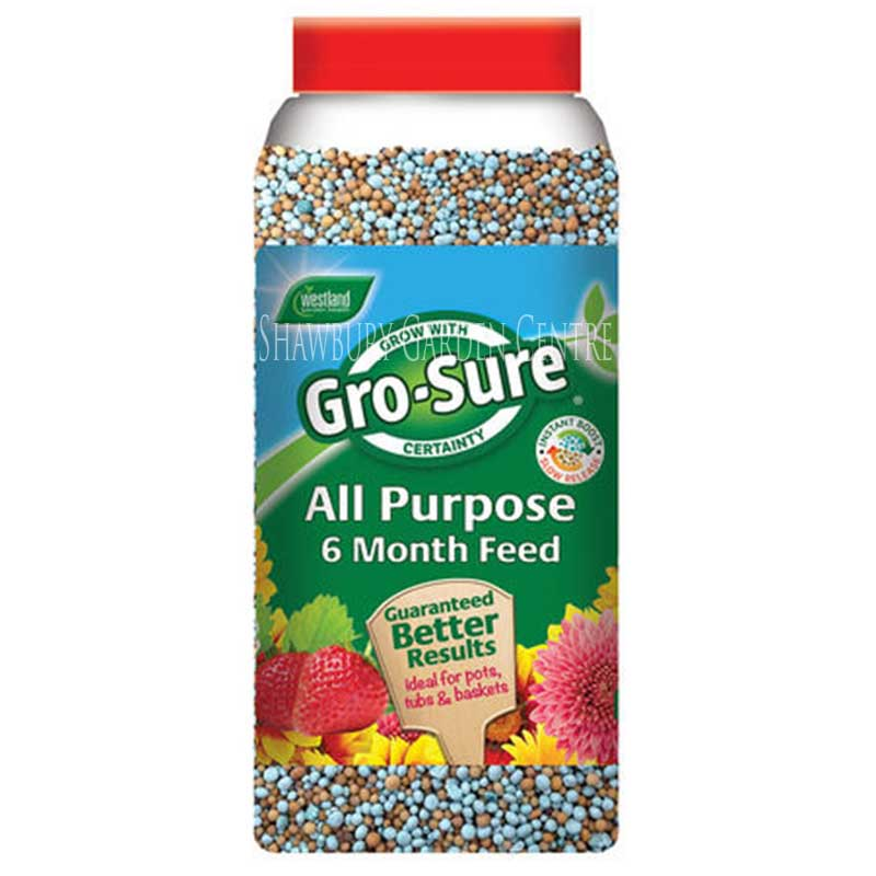 Picture of Westland Gro-Sure All Purpose 6 Month Feed