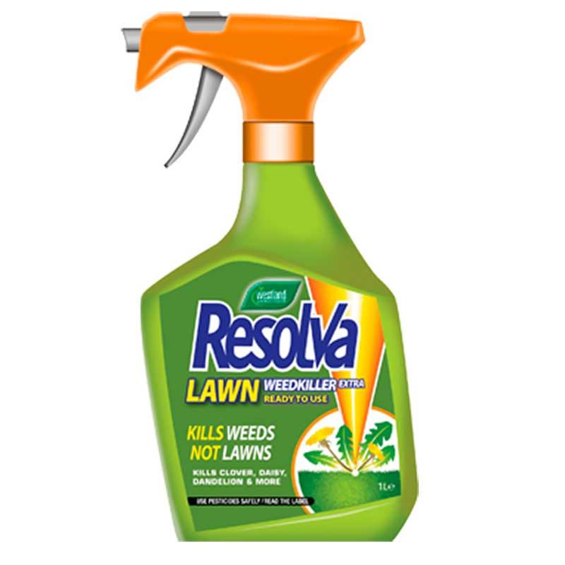 Picture of Westland RESOLVA Lawn Weedkiller Extra