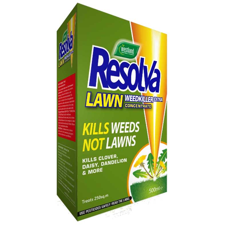Picture of Westland RESOLVA Lawn Weedkiller Extra Concentrate
