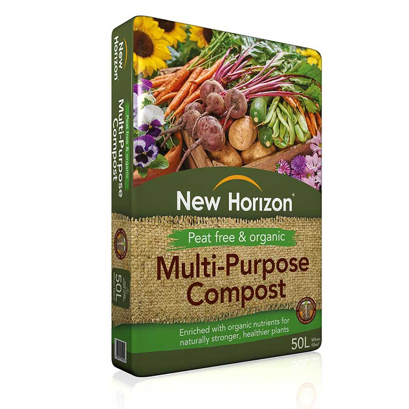 Picture of New Horizon PEAT-FREE & ORGANIC Multi Purpose Compost