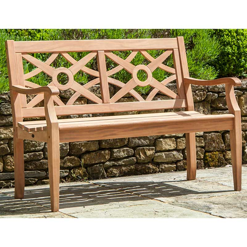 Picture of Alexander Rose Heritage 4ft Garden Bench