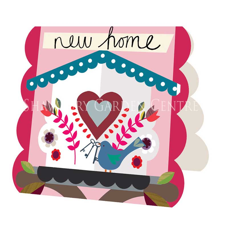 Picture of Caroline Gardner 'New Home' card