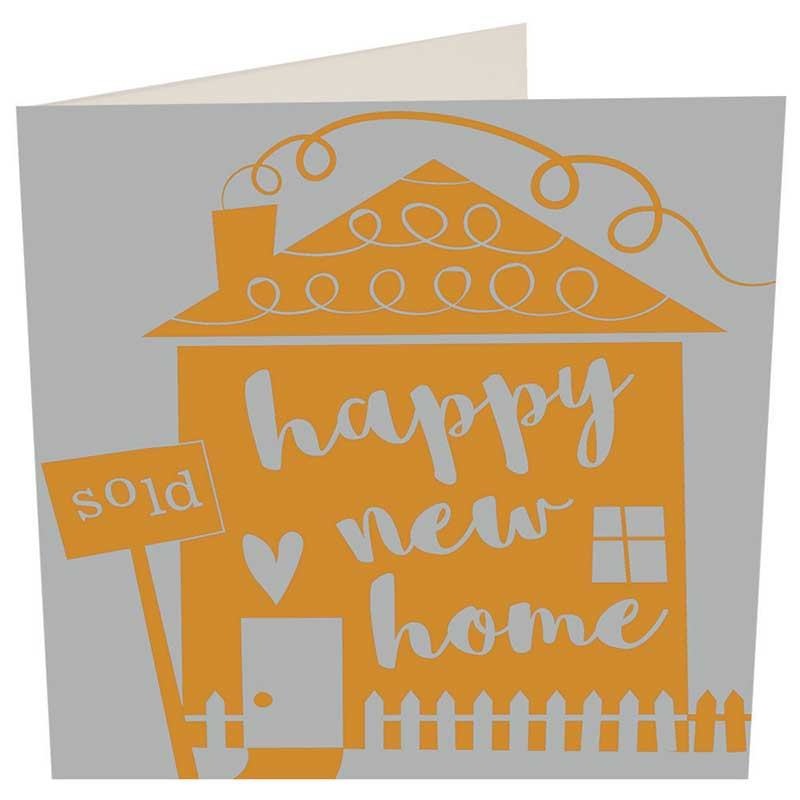 Picture of Caroline Gardner 'Happy New Home' card