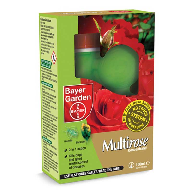 Picture of Bayer Garden Multirose² Concentrate