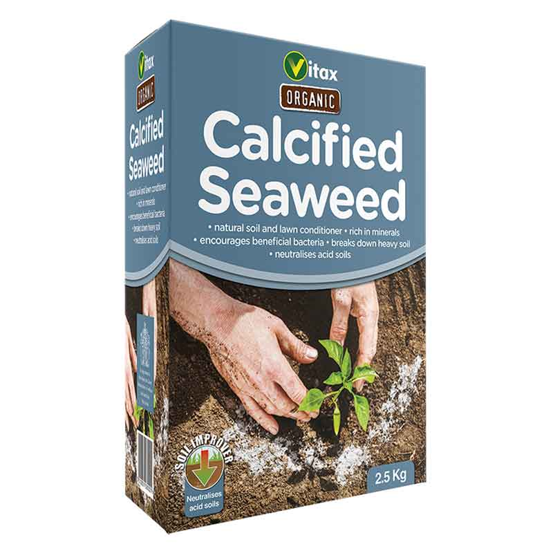 Picture of Vitax Organic Calcified Seaweed