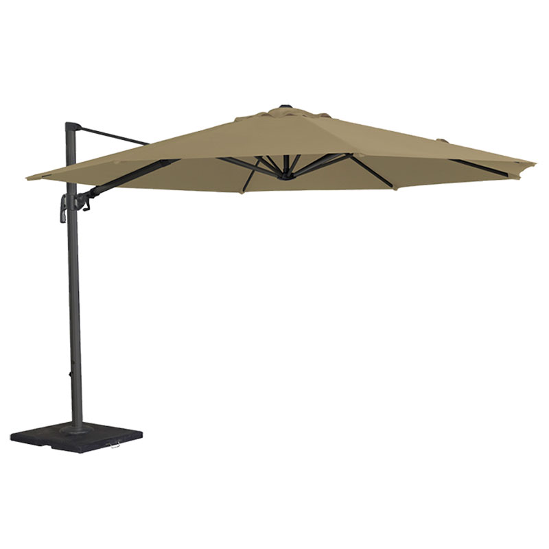 Picture of Alexander Rose Round Cantilever Sunshade