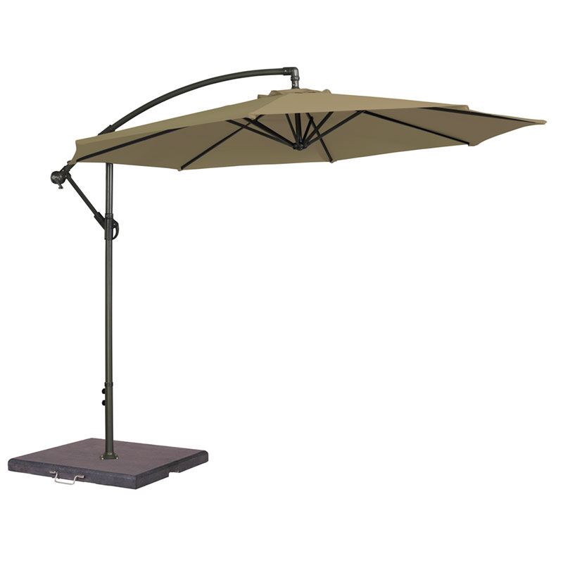Picture of Alexander Rose Round Cantilever Parasol