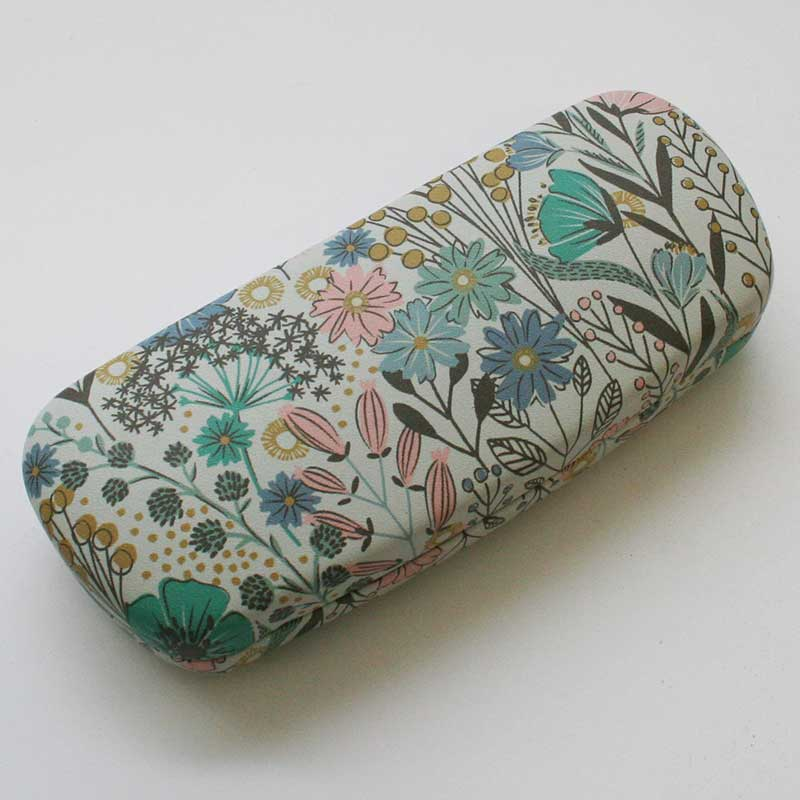 Picture of Gisela Graham Meadow Flowers Glasses Hard Case