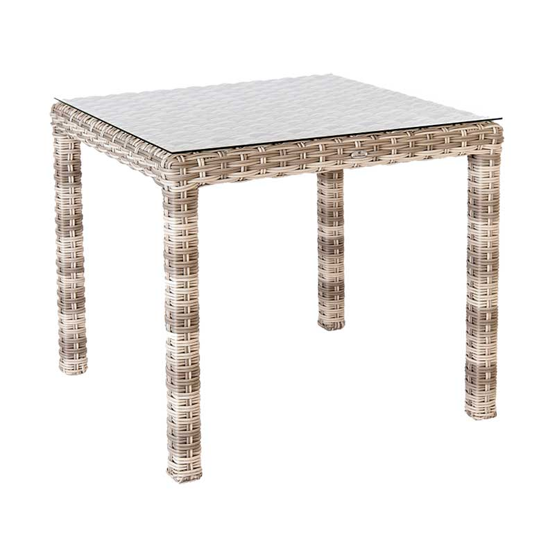 Picture of Alexander Rose Kool Pearl Square Table
