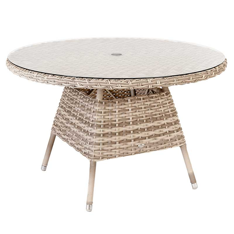 Picture of Alexander Rose Kool Pearl Round Table
