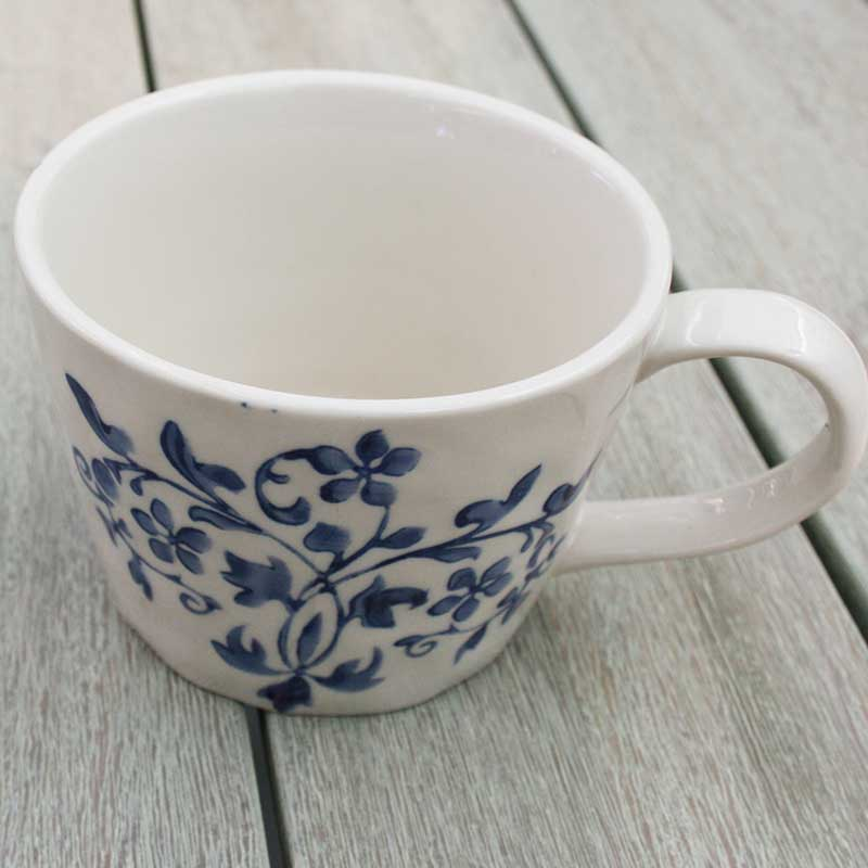 Picture of Gisela Graham 'Forget Me Not' Ceramic Mug