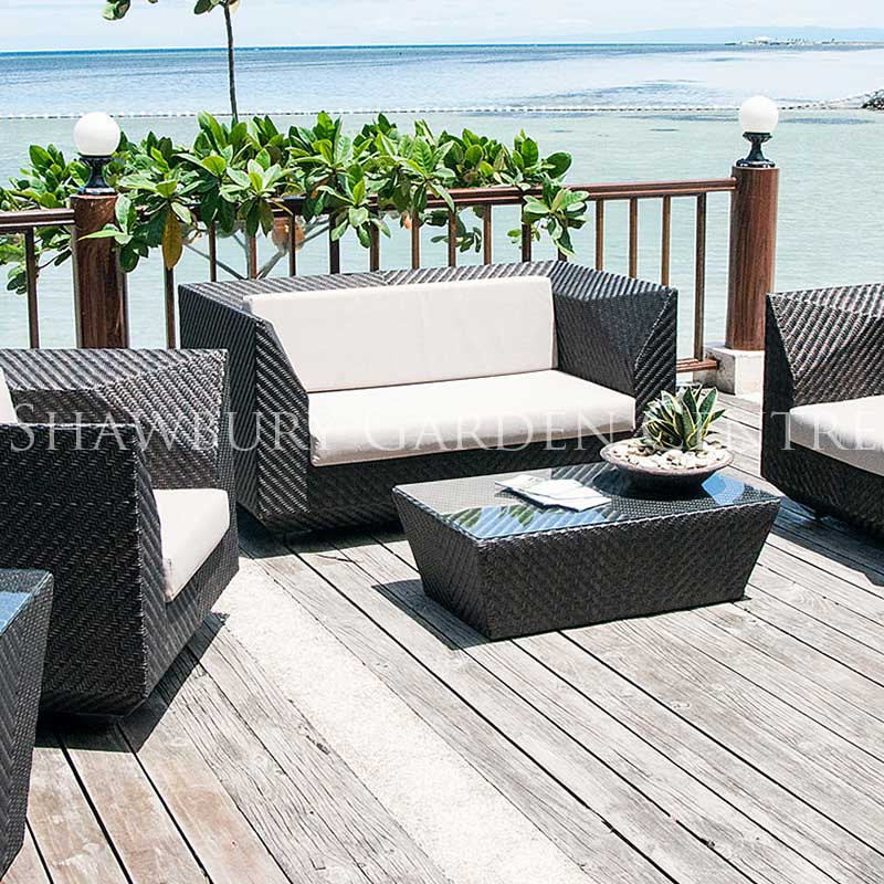 Picture of Alexander Rose Ocean Maldives 2 Seater Sofa with Cushions