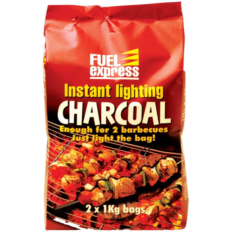 Picture of Fuel Express Instant Lighting Charcoal