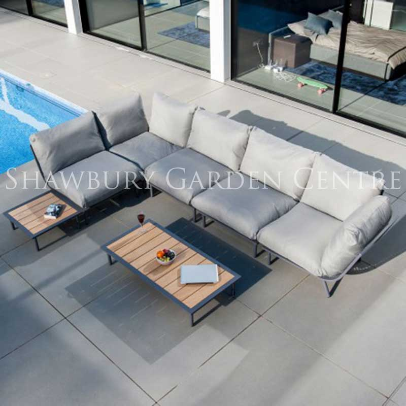 Picture of Alexander Rose Beach Lounge Garden Sofa Set