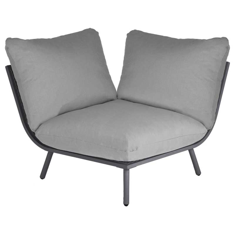 Picture of Alexander Rose Beach Lounge Garden Sofa & Coffee Table